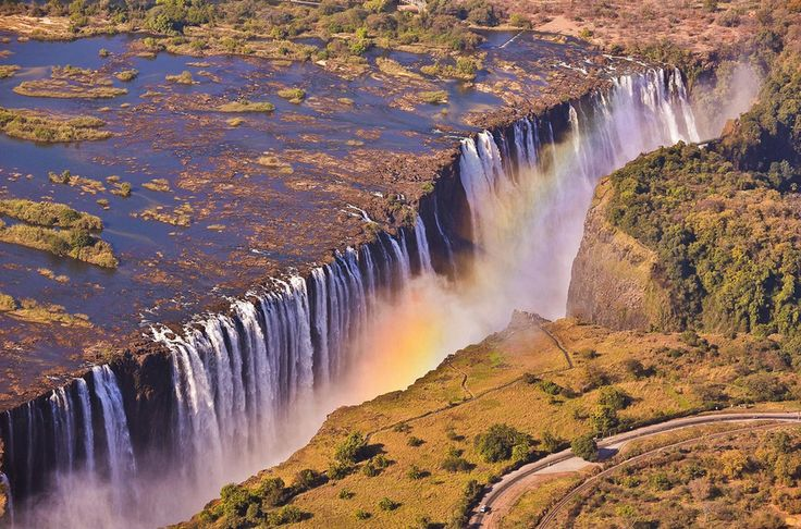 Victoria Falls World Heritage National Monument
