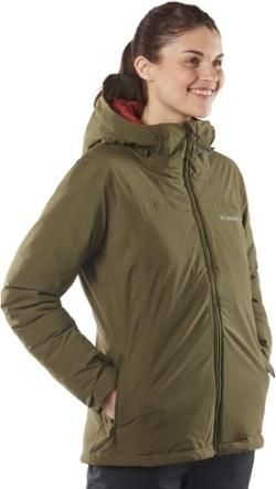 5b37ced2d Columbia Hollins Heights Insulated Jacket - Women s