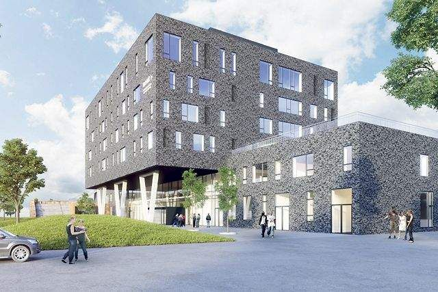 Nyt gymnasium får mulighed for en ekstra etage