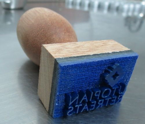Soap Stamps - how to use them and where to sources them
