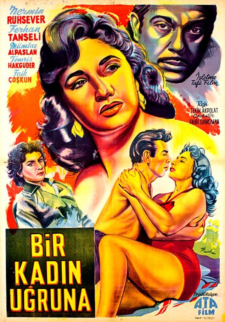 1958 Bir Kadın Uğruna