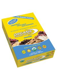 Organic Food Bars are filled to the brim with organic, whole food ingredients. They contain healthy fats, proteins and phyto-nutrient rich sprouts which help to nourish the body and balance blood sugars.