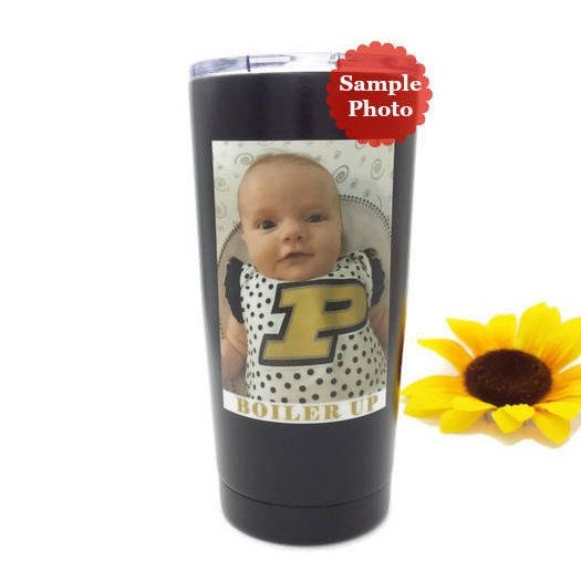 Check out this item in my Etsy shop https://www.etsy.com/listing/501538565/personalized-tumbler-photo-tumbler-gift
