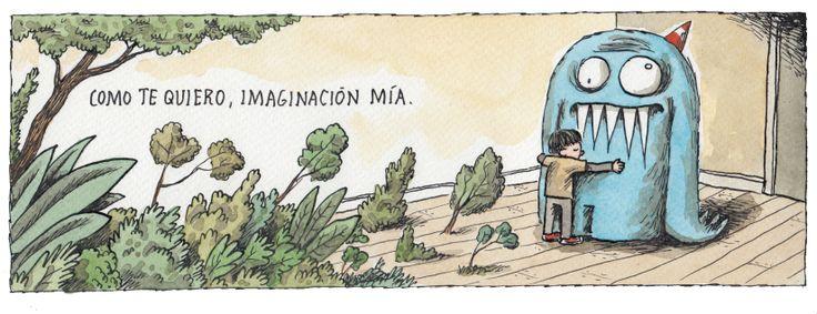 Martín y Olga - Liniers