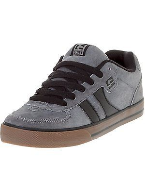 Globe encore 2 skateboard skate #shoes trainers - #charcoal / #black,  View more on the LINK: 	http://www.zeppy.io/product/gb/2/331947554036/