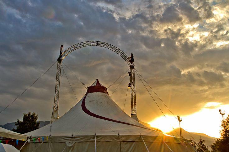 Circo El Grito – un circo contemporaneo fatto all'antica