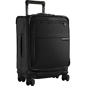 Briggs And Riley Commuter Spinner U119SP (Baseline) Black  http://www.alltravelbag.com/briggs-and-riley-commuter-spinner-u119sp-baseline-black/