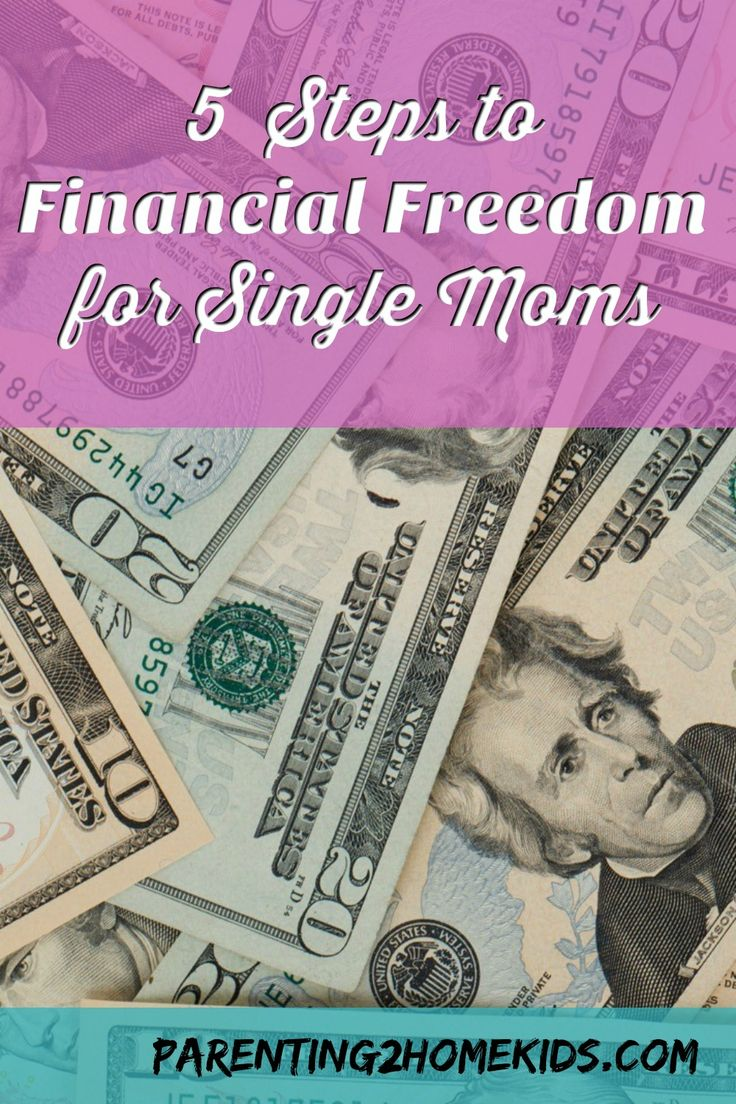 Financial Assistance for Single Mothers in California