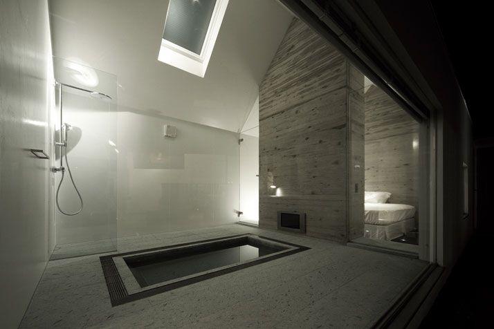 La naturaleza de los materiales es un encanto...: Bathroom Design, Hirota Architects, Japanese Minimal, Satoru Hirota, Japan Minimal, Tokyo Japan, Modern Architecture, Lik House, Amazing Bathroom