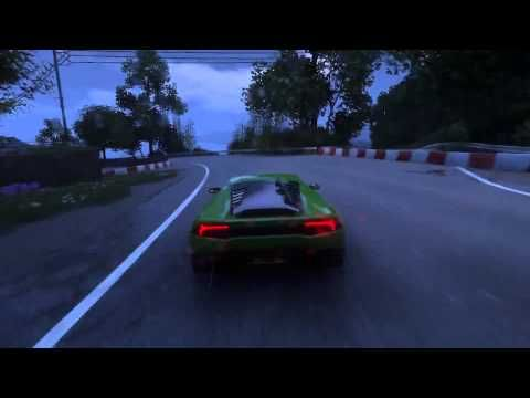 Driveclub - Lamborghini Huracan DLC Gameplay (PS4)