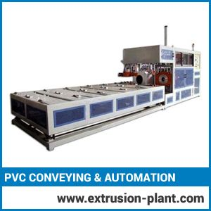 Our research and development based production unit put forth an advantageous series of PVC conveying and automation system. PVC conveying and automation system contains jumbo feed bag of 25-50 kg that can be handled with fork lift, hoist and crane.