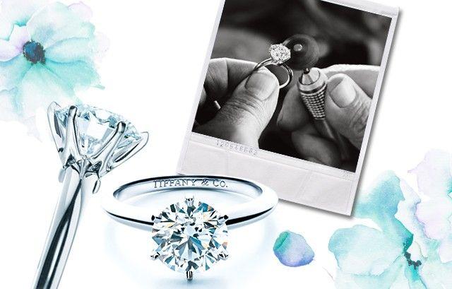 Um guia para os anéis de noivado mais desejados da Tiffany
