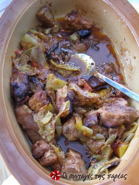 Το χοιρινό της παρέας #sintagespareas