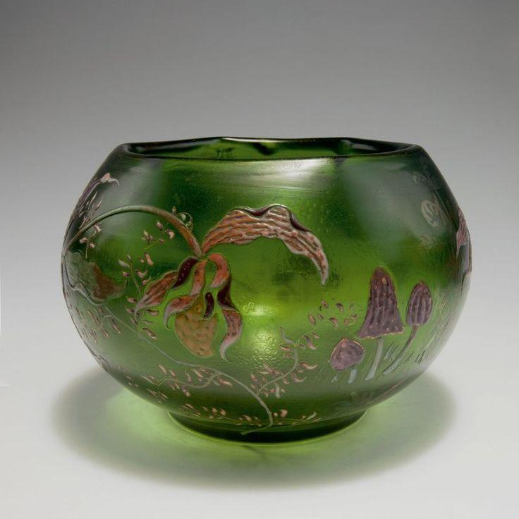 589 Best Emile Galle Images On Pinterest Art Nouveau Flower Vases And Glass Art