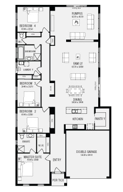 Hayman, New Home Floor Plans, Interactive House Plans - Metricon Homes - Sydney, NSW