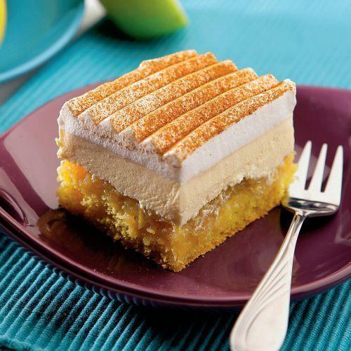 Jablkový krémeš - Recept pre každého kuchára, množstvo receptov pre pečenie a varenie. Recepty pre chutný život. Slovenské jedlá a medzinárodná kuchyňa