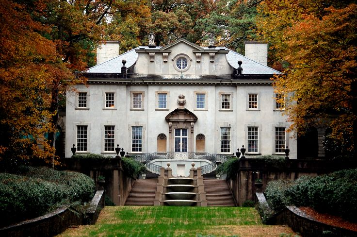 The Swan House, Atlanta, Georgia