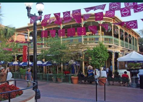 La Margarita restaurant in the San Antonio Market Square and enjoy a frozen margarita!