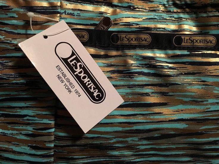 LeSportsac Women's Everyday Gold Coast Luggage Medium Travel Tote Bag | eBay