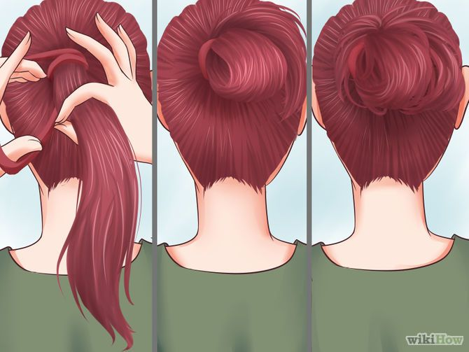 Have a Simple Hairstyle for School Step 12Bullet2 Version 2.jpg