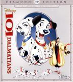 101 Dalmatians [Diamond Edition] [2 Discs] [Blu-ray/DVD] [1961]
