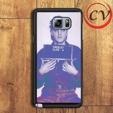 Young Elvis Presley Samsung Galaxy Note 5 Case
