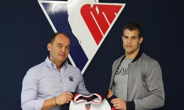 Ján Brejčák - new acquisition in defensive lines.