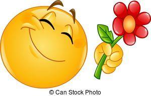 Smileys blumen Smileys Symbols