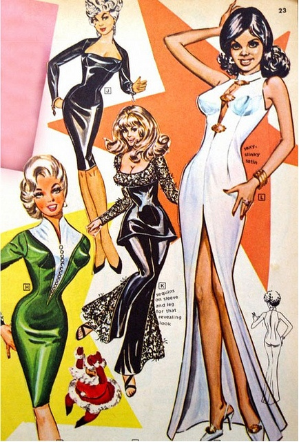 Fredericks of Hollywood XMas 1971 (16) | Flickr - Photo Sharing!