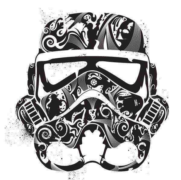 Stormtrooper  ~Steven Bonner