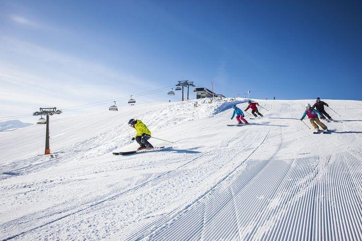 Skigebiet Flachau - DIE BERGQUELLE *** © www.bergquelle-flachau.at