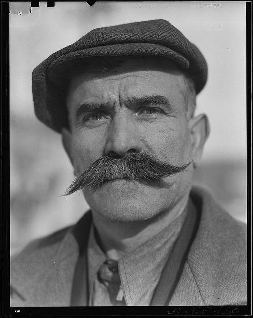 Scott's Run, West Virginia. Unemployed miner, March 1937 | Flickr - Photo Sharing!