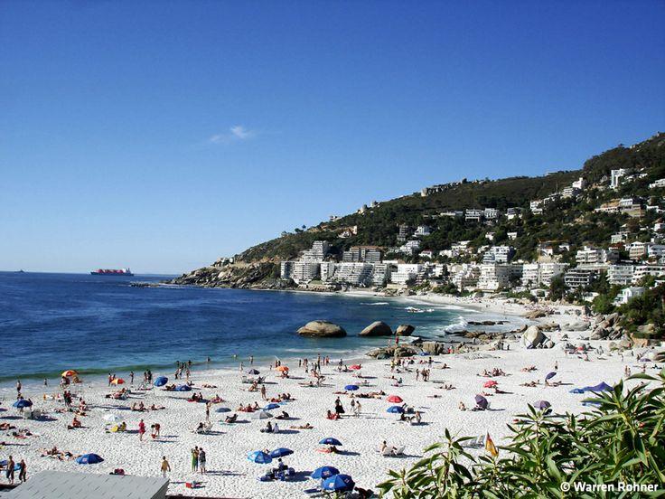 Clifton beaches in South Africa #travel #beach