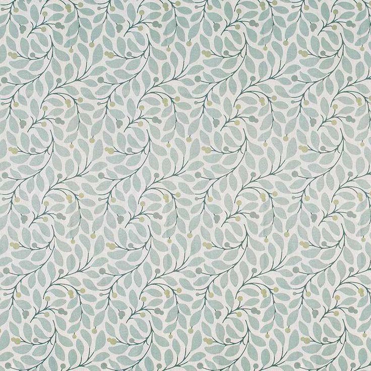 Warwick Fabrics : GOSFORD, Colour SEAFOAM