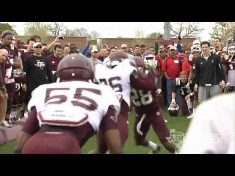 "Spring Football Drill ""Tunnel of Truth"" - YouTube"