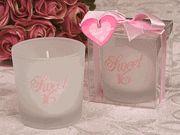 She's So Sweet Votive Candle Holder #wedding #gift #bridal bridalshowerfavors.com