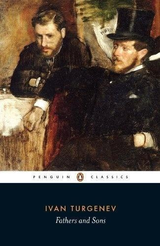 Considered to be the first modern Russian novel, Fathers and Sons by Ivan Turgenev explores the growing divide between  liberal elitists and the youthful nihilist movement, which despised the old-guard and fought against traditional Orthodox religious views, but -- as the main character Bazarov discovered -- often struggled with reconciling feelings of romantic love.