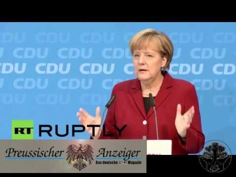 Merkel, Seehofer - der Islam, die Demokratie - Das Video:  https://youtu.be/VjWO5Ns-850