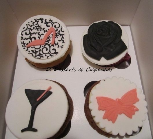 For the gurls.... ;) Girlie Cupcake, fashion style