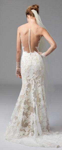 gefunden bei HAPPY BRAUTMODEN Brautkleid Hochzeitskleid edel elegant ...