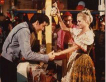 Elvis - A 1967 MGM film, directed by Norman Taurog and produced by Judd Bernard and Irwin Winkler. Elvis' 24th movie was based on a novel by Mark Brandel and scripted by Jo Heims. Although the film was set in London and Amsterdam, it was actually filmed entirely on MGM's Culver City back lot.