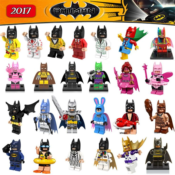Nuevo Marvel Comics Superhéroes DC Universe The Dark Knight Batman Bruce Wayne legoings modelo & building Blocks juguetes figuras