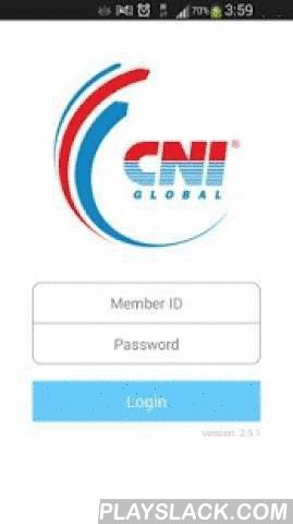 CNI Global Mobile  Android App - playslack.com ,  Unlike traditional MLM business model, the new Global Pro-JV plan is a new wave in network marketing that offers a profitable joint venture between consumers (you) and the producer (us, the Company) in a global market. You can now generate income by spending on essential personal care and household products to enable you to recoup the money you've spent. The Global Pro-JV plan is your opportunity to run a successful global business - without…