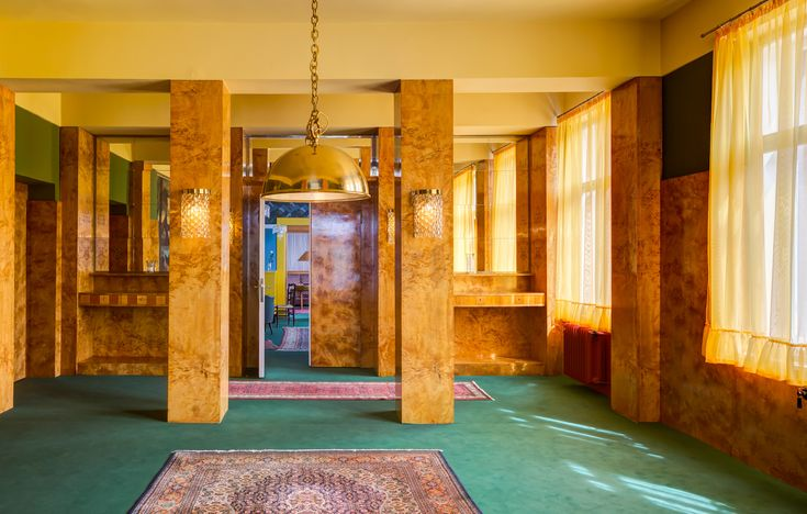 Adolf Loos Pilsen interiors Photos from Paul Raftery Photography