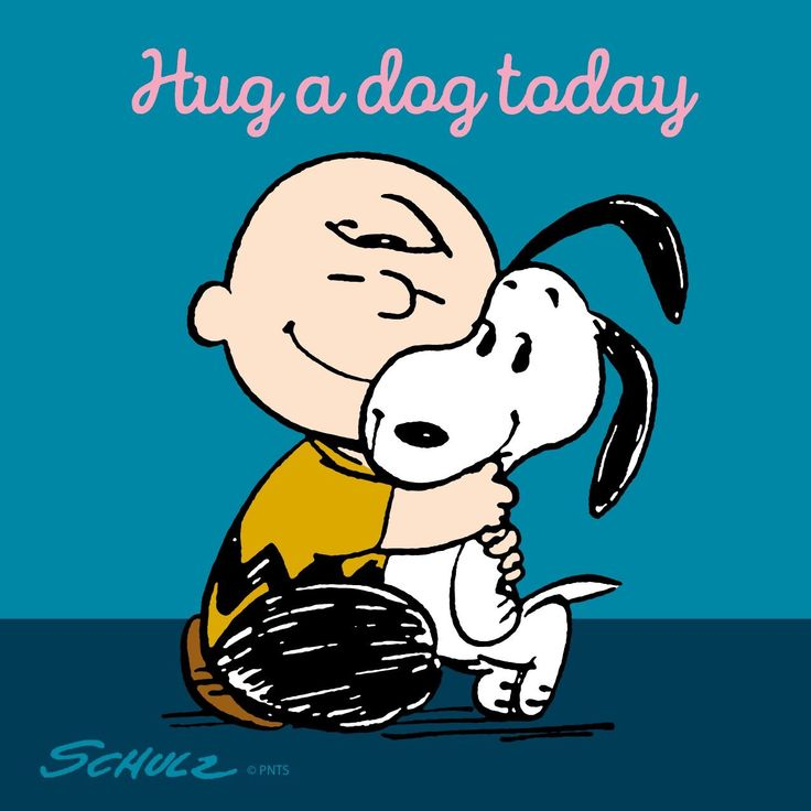 Today is a good day to hug a pup! ❤️