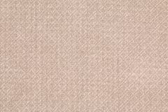 2.6 Yards Rogers & Goffigan Argyle Linen & Cotton Upholstery Fabric in Silt