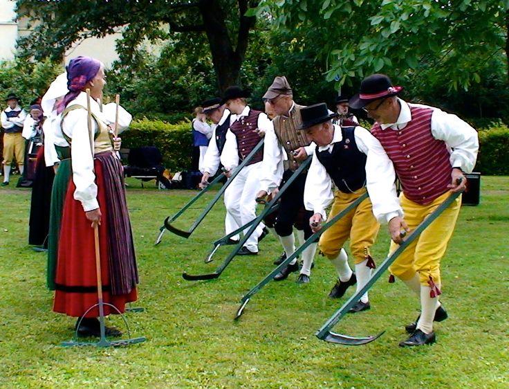 Swedish Folk Dance
