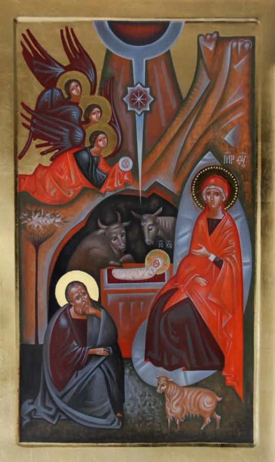 IC.XC__ Η Γεννηση _dec 25         ( Рождество Христово (А. Винничок)