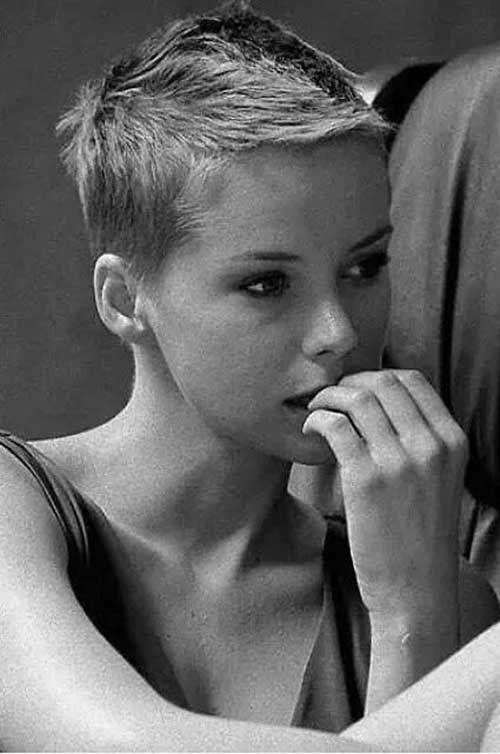 25 Super Short Pixie Cut | Short Hairstyles & Haircuts 2015