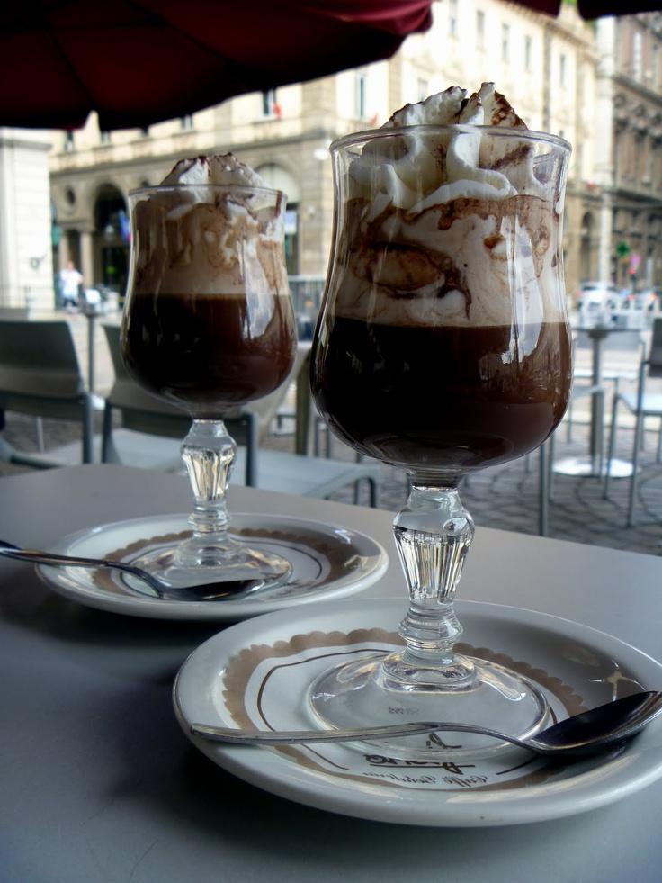 Bicerin coffee in Turin